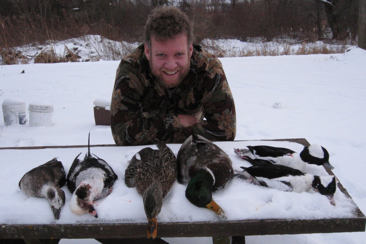 Last Day of Season Hunt